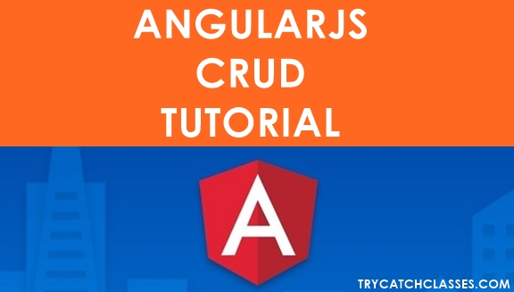 AngularJS CRUD Example