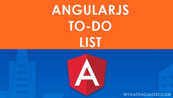 AngularJS TO-DO List Application