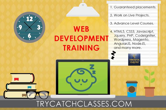 Web Designing Training Course in Mumbai