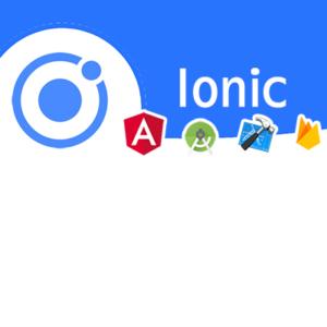 Learn Ionic Framework Mobile Development Course