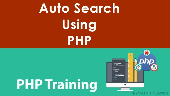 Auto Search Suggestion Using PHP and AJAX