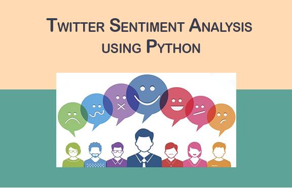 Twitter Sentiment Analysis using Python