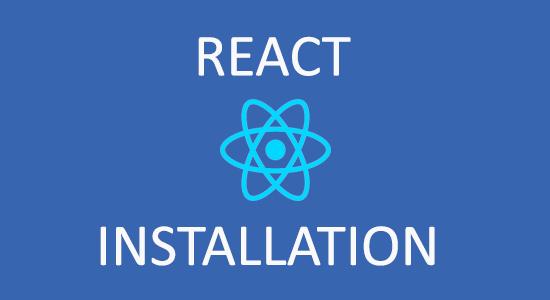 React Installation