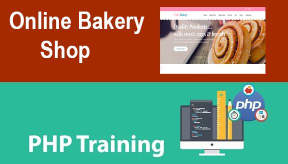 Online Bakery Shop